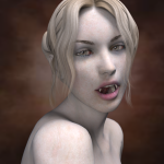 Digital 3D, created in Daz Studio and rendered in Luxrender